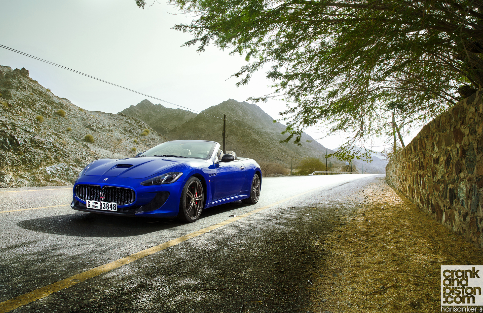 Maserati GranCabrio MC crankandpiston Wallpapers-1