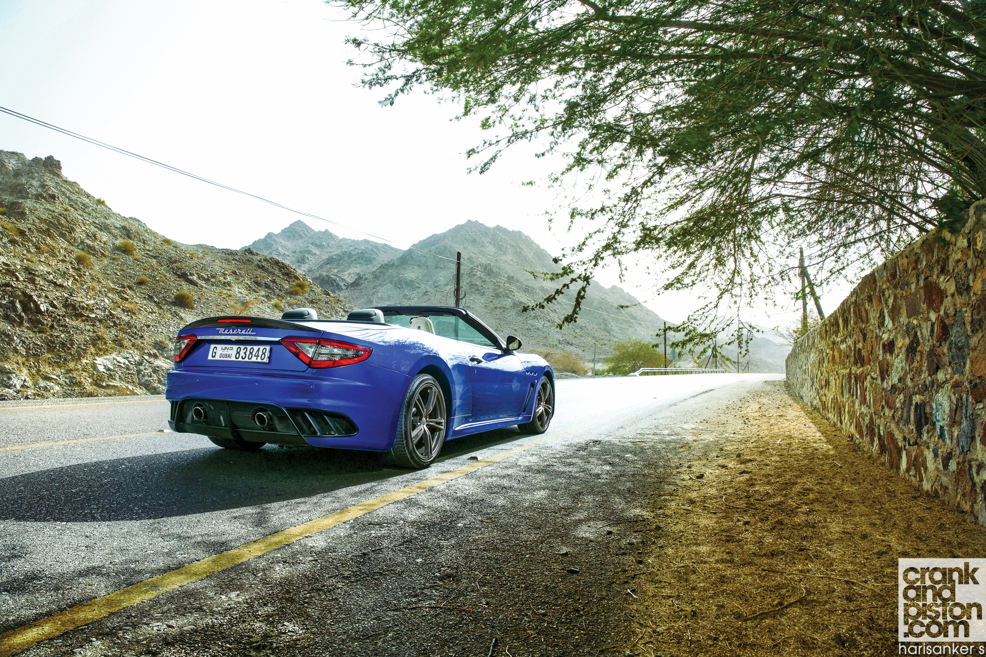 Maserati GranCabrio MC crankandpiston Wallpapers-2