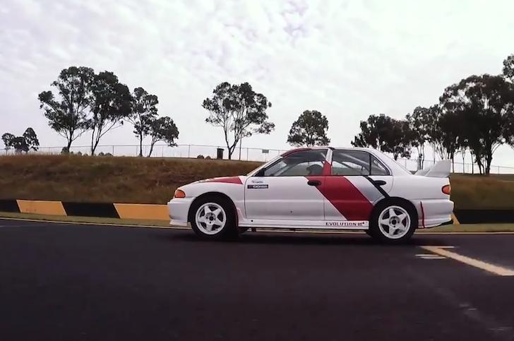 Mitsubishi Evolution II Group A WRC CarTorque 01