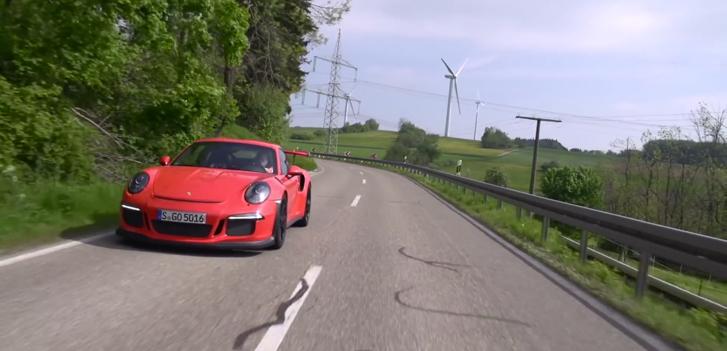 Porsche 911 GT3 RS Chris Harris crankandpiston-2