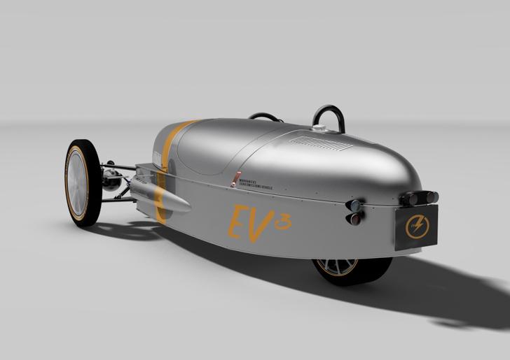 Morgan Motor Company EV3-01