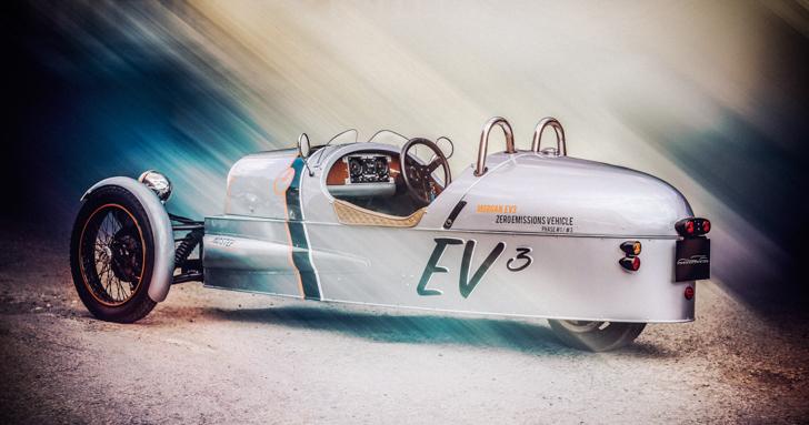 Morgan Motor Company EV3-03