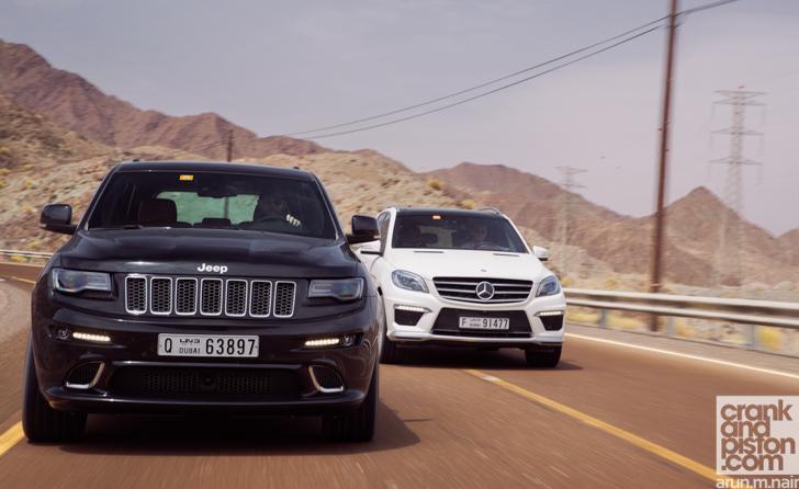 Range Rover vs Jeep vs Mercedes crankandpiston-3