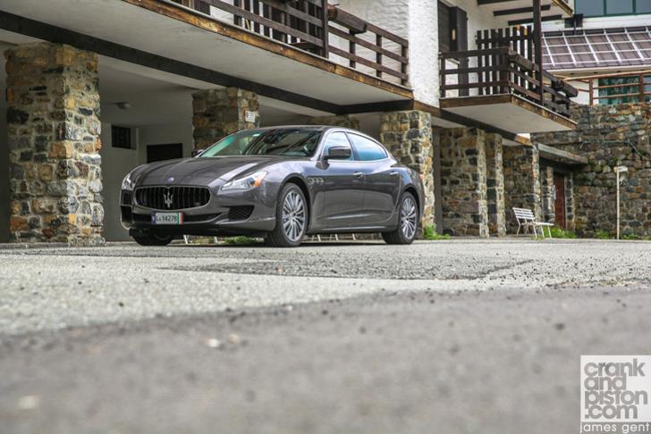 Maserati Quattroporte S Q4 and Ghibli S Q4-31