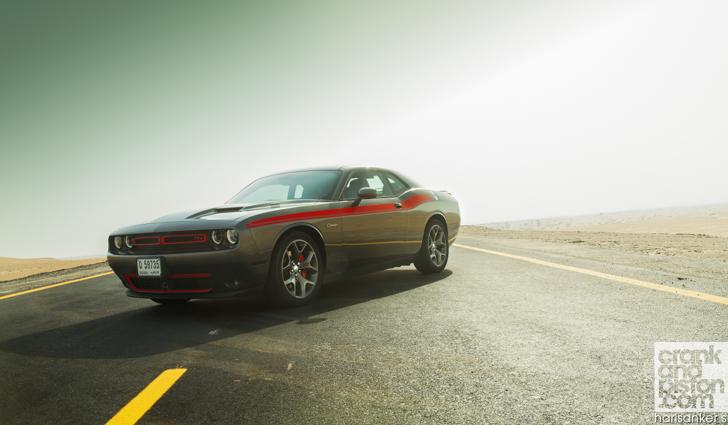 Mustang GT vs Challenger R-T vs Camaro SS-15
