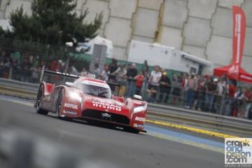24H du Mans 2015race