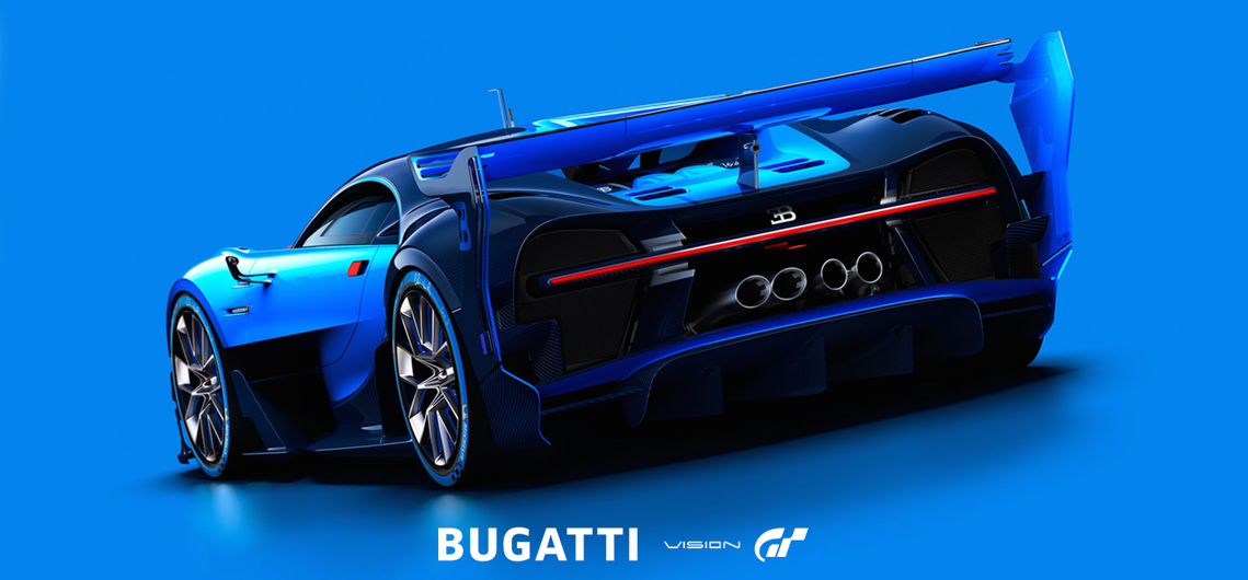 Bugatti previews Gran Turismo Veyron