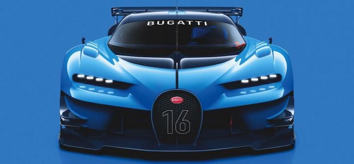 Bugatti Gran Turismo concept