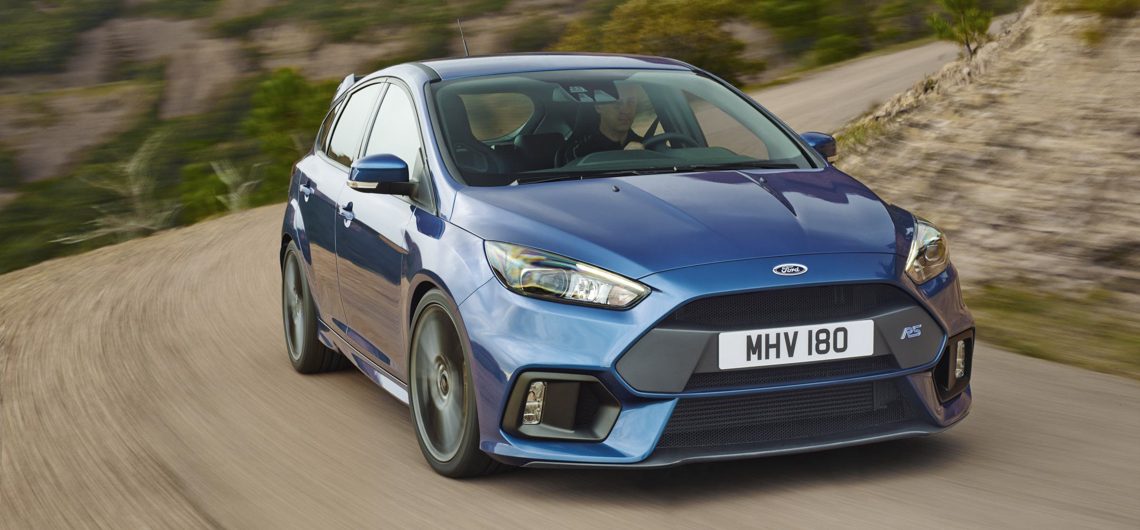 VIDEO. Behind the scenes of new Ford Focus RS