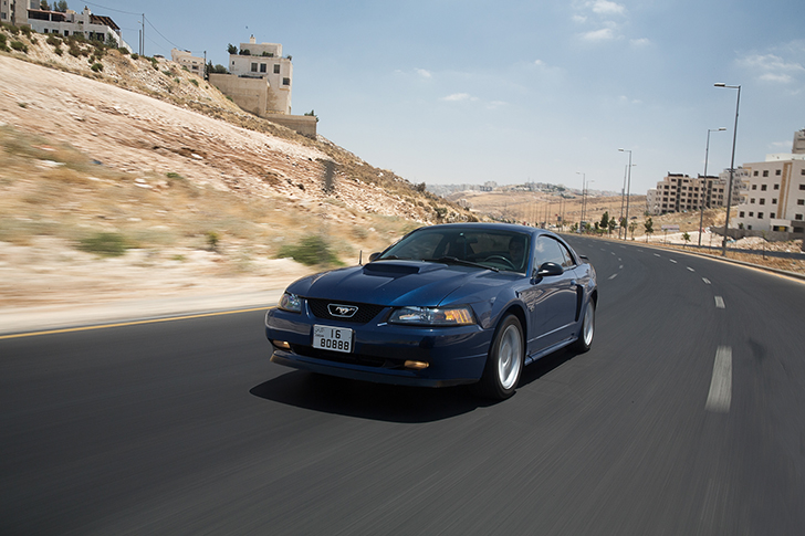Ford Middle East Mustang