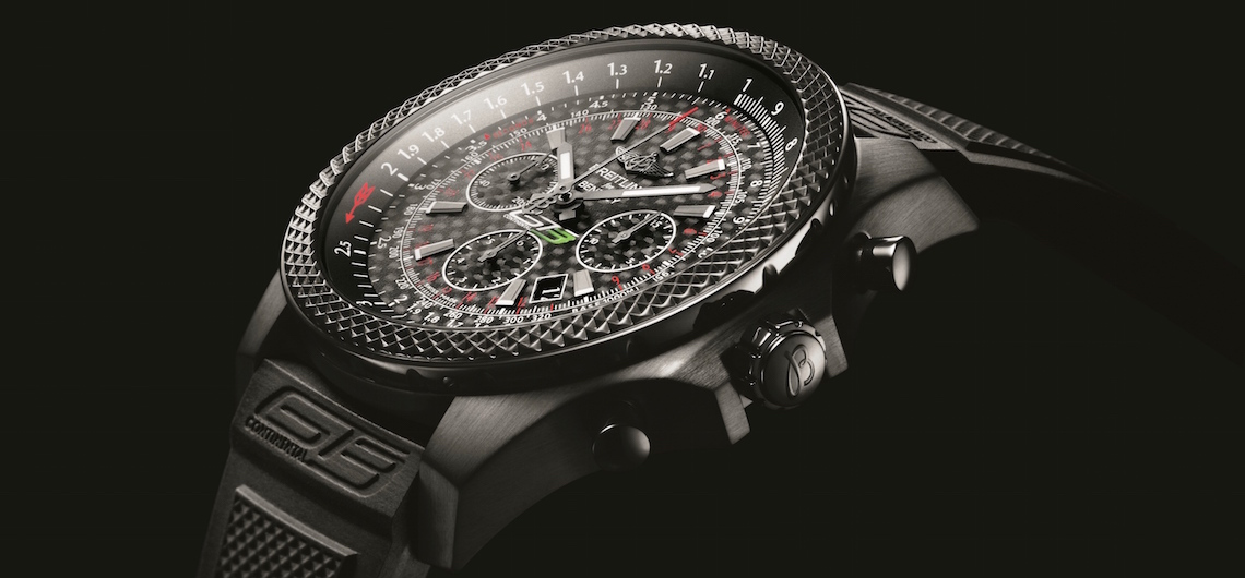 Bentley GT3-R-inspired Breitling watch