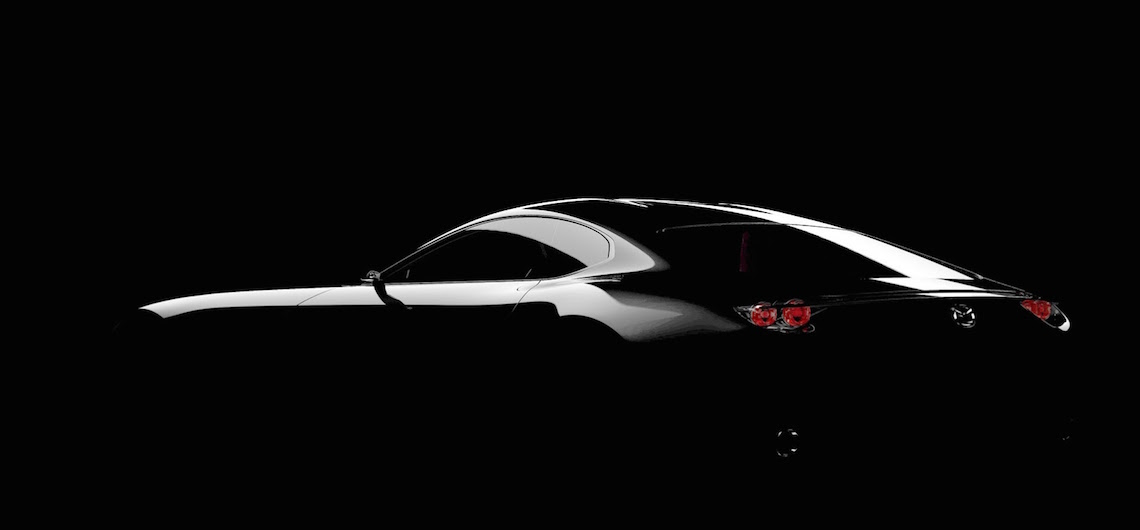 Could Mazda's sport car concept be the new RX-8?