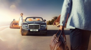 Rolls Royce Dawn featured image
