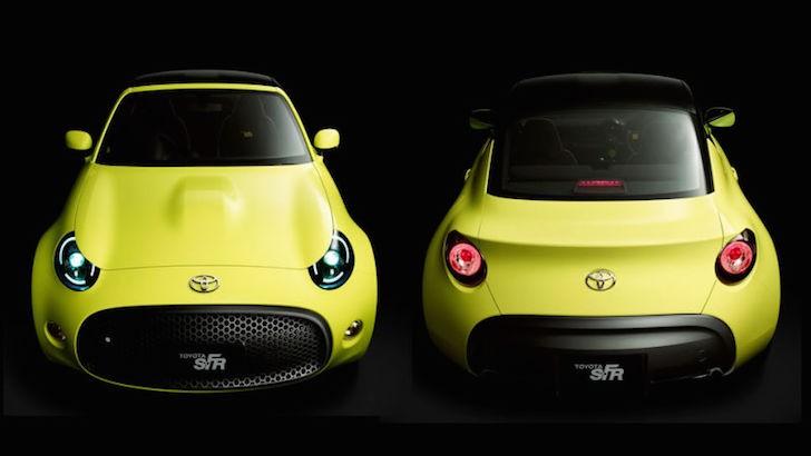 Toyota SF-R