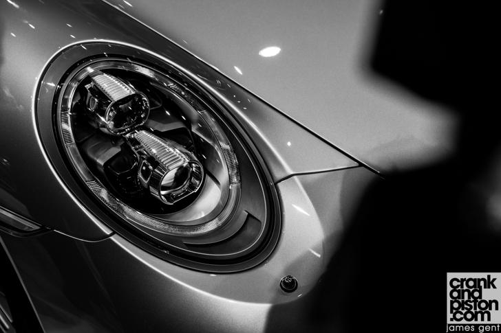 2015 Frankfurt Porsche 911 Carrera-1
