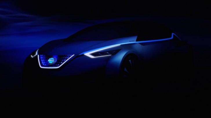 Nissan Tokyo Motor Show concept