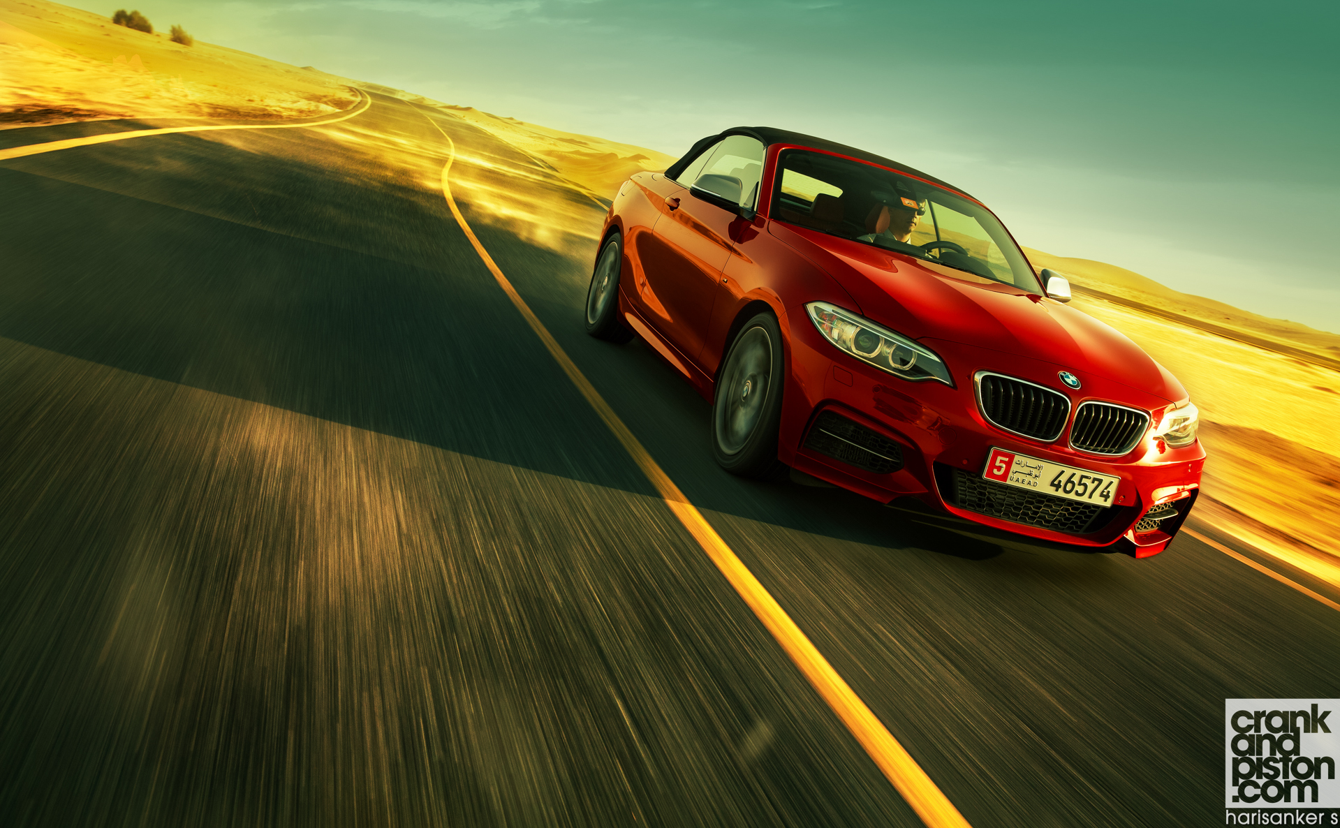 BMW M235i Convertible Wallpapers-1