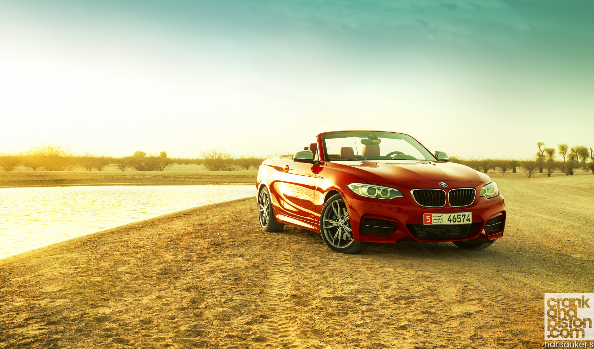 BMW M235i Convertible Wallpapers-2