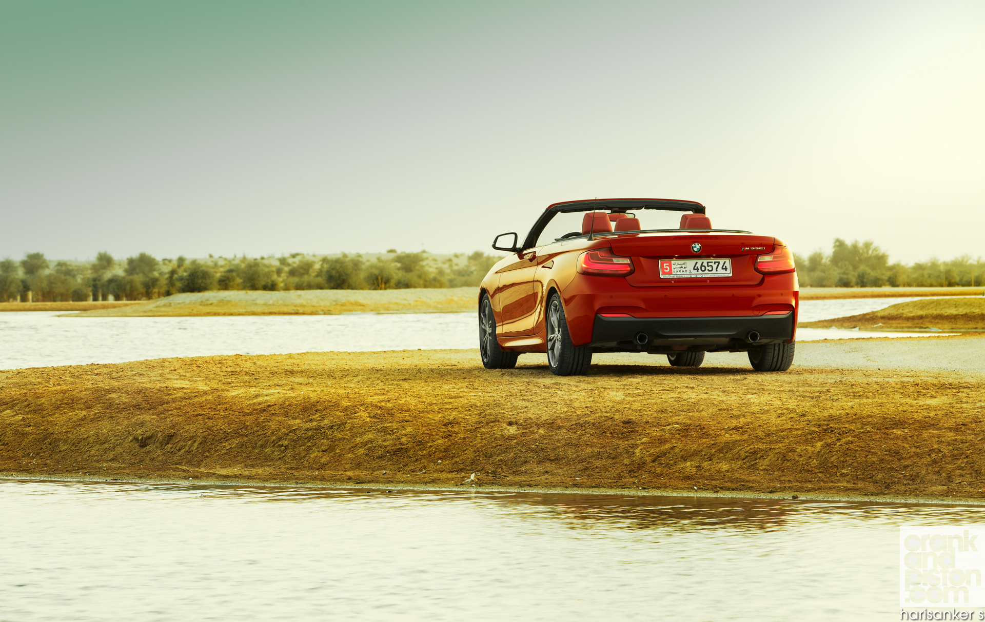 BMW M235i Convertible Wallpapers-4