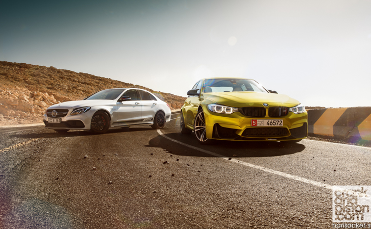 BMW M3 vs Cadillac ATS-V vs Mercedes-AMG C 63 S crankandpiston-57