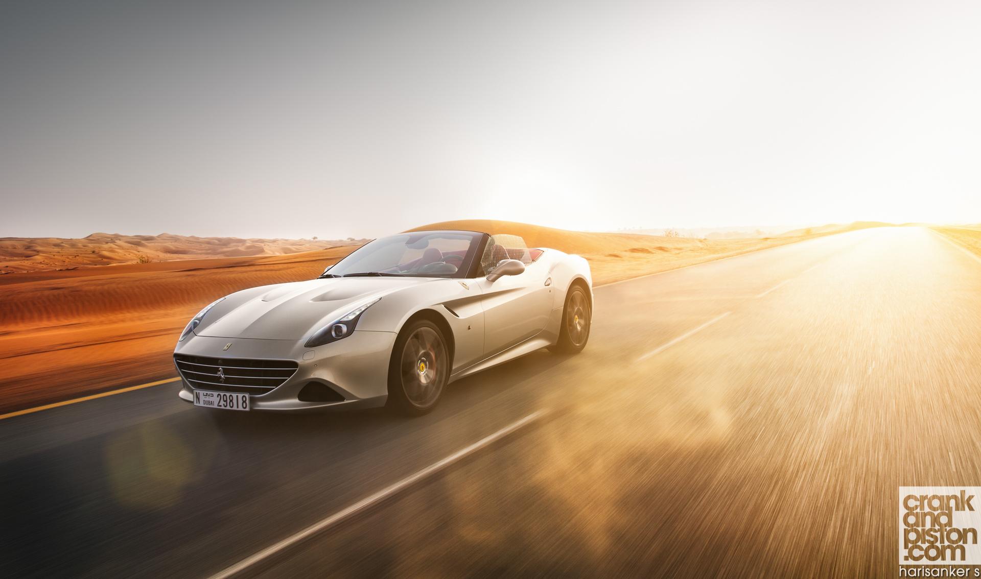 Ferrari California T vs Aston Martin Vanquish Volante Wallpapers-2