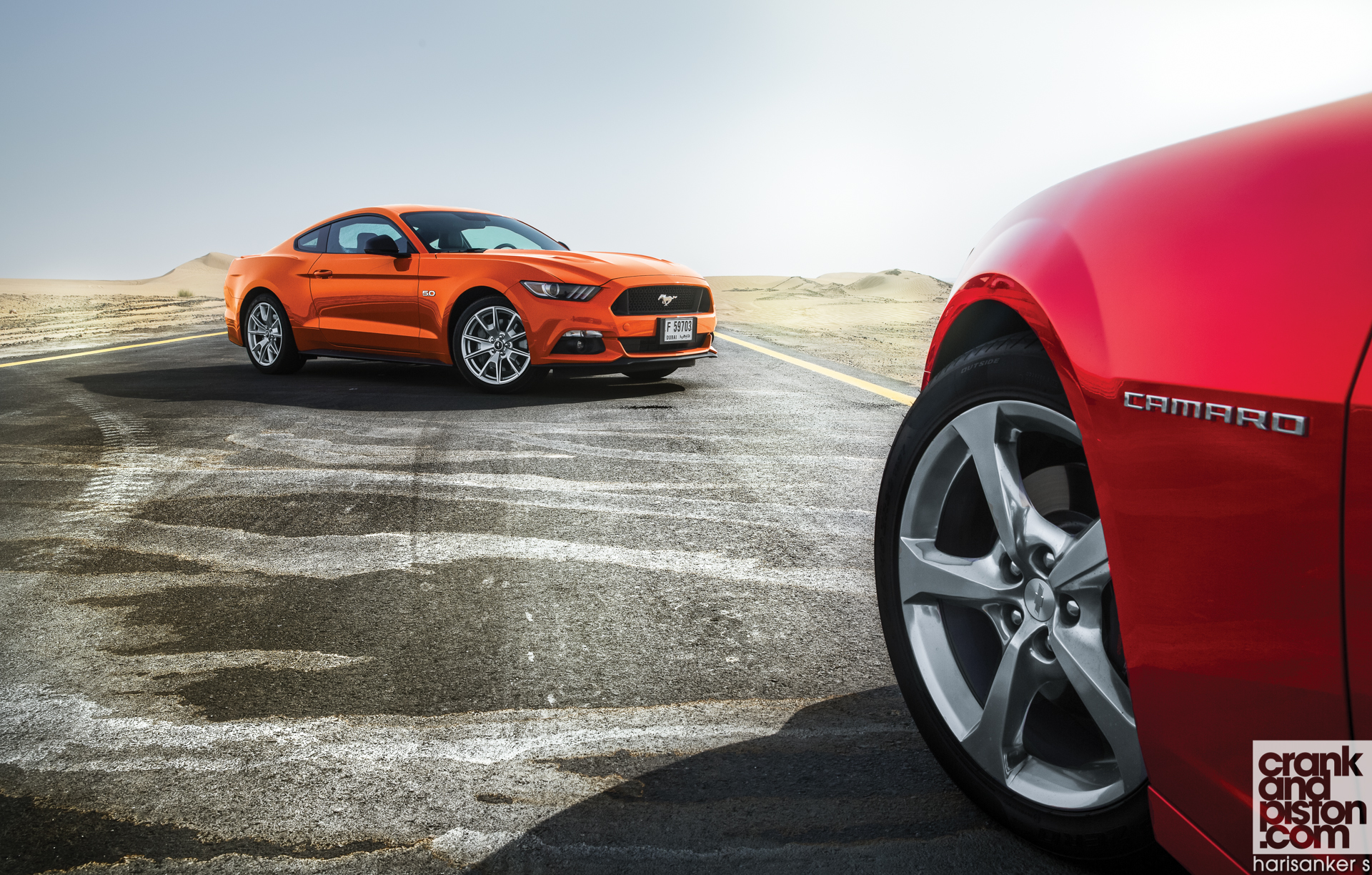 Mustang GT vs Challenger RT vs Camaro SS Set 1  crankandpistoncom