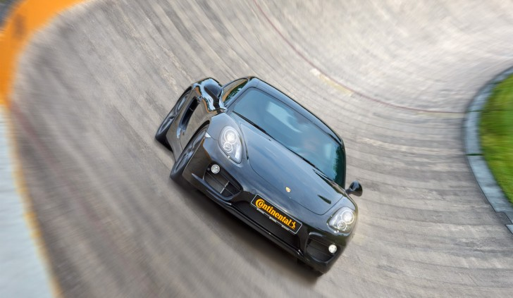 Continental SportContact 6 under extensive testing at Continen...