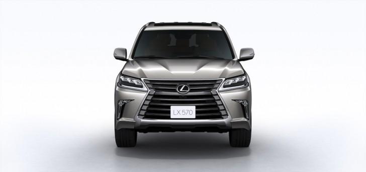 Lexus LX 2016