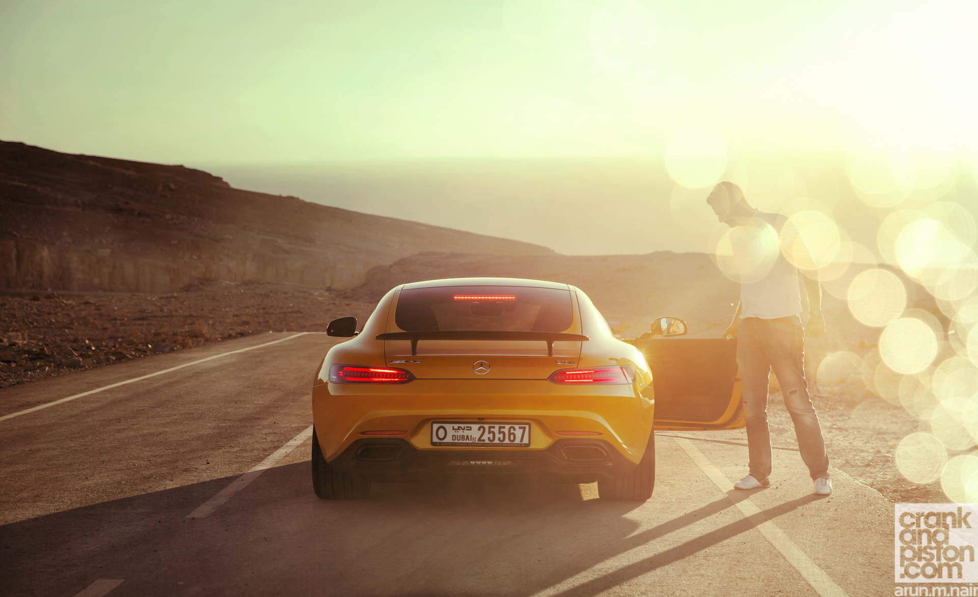 Mercedes AMG GT S Wallpapers-4