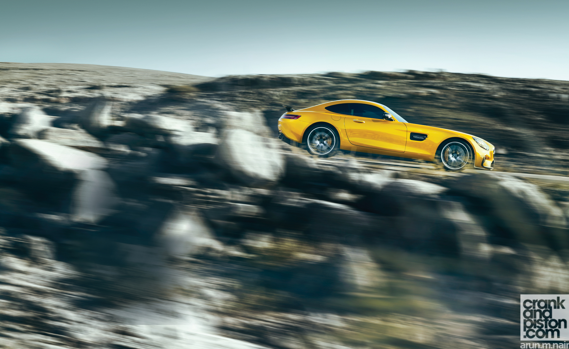 Mercedes AMG GT S Wallpapers-7