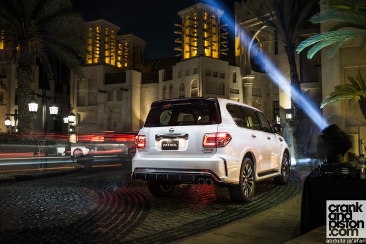 Nismo Nissan Patrol crankandpiston-5