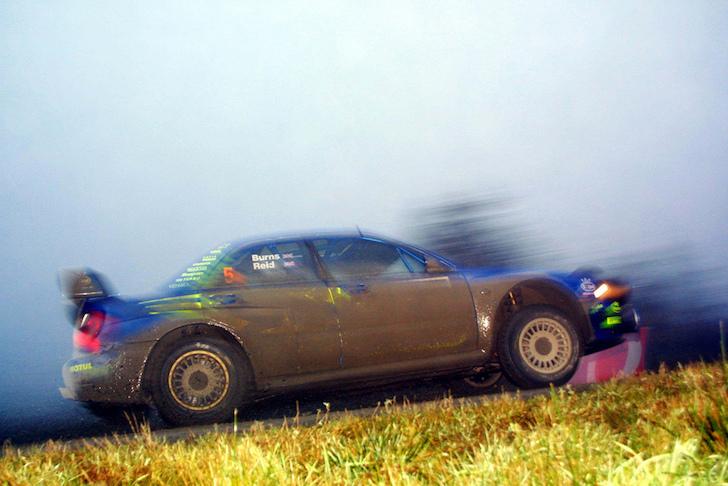 2001 Rally Great Britain Richard Burns 02