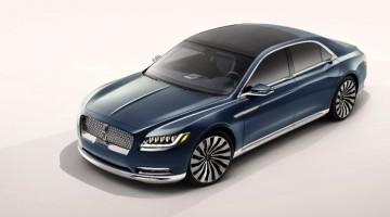 2015 Dubai Motor Show. Lincoln Continental Concept-13