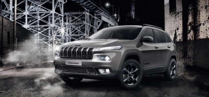 Jeep Cherokee Night Eagle edition