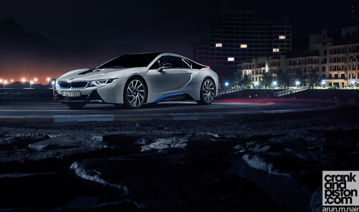 BMW i8 crankandpiston-6