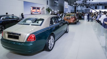 Bespoke Golf Edition at the Dubai International Motor Show (2)