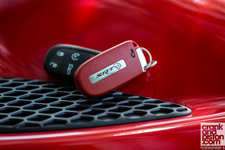 Dodge Charger Hellcat RED crankandpiston-19