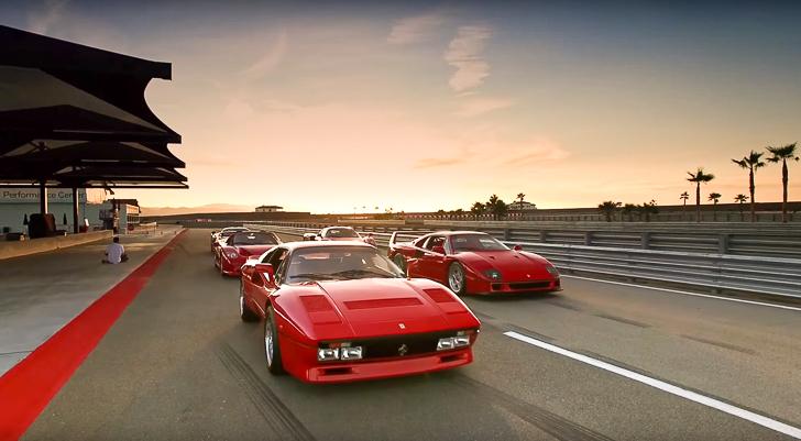 Ferrari Big 5-2