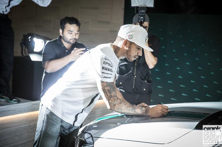 Mercedes-AMG A45 Lewis Hamilton crankandpiston-5