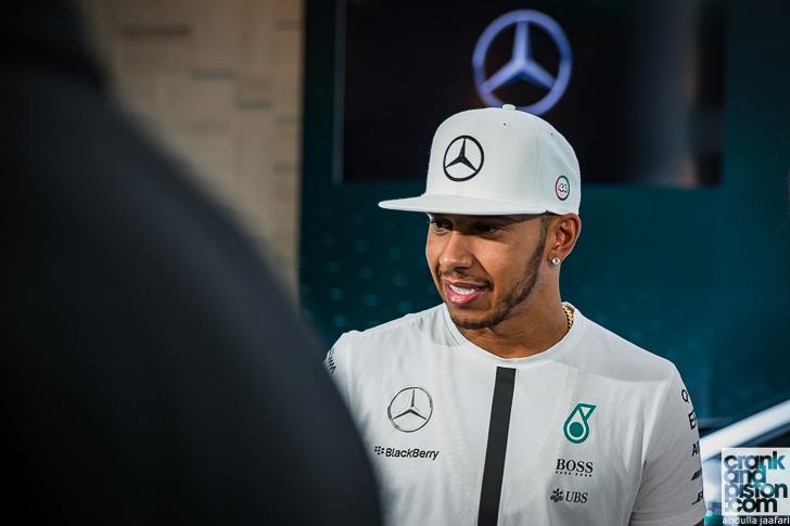 Mercedes-AMG A45 Lewis Hamilton crankandpiston-7