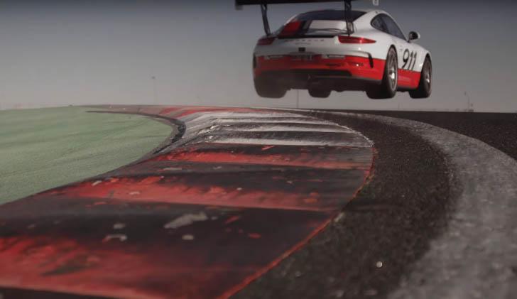 Porsche 911 GT3 Cup Mark Webber-4