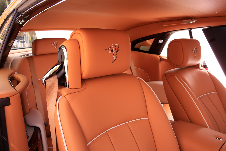 Floor mats dubai - Rolls Royce Tiger Phantom Coupe_9
