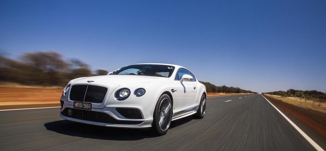 16MY Bentley Continental GT Speed hits top speed - crankandpiston.com