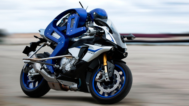 Yamaha Motobot-04