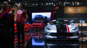 crankandpiston Dubai Motor Show 01