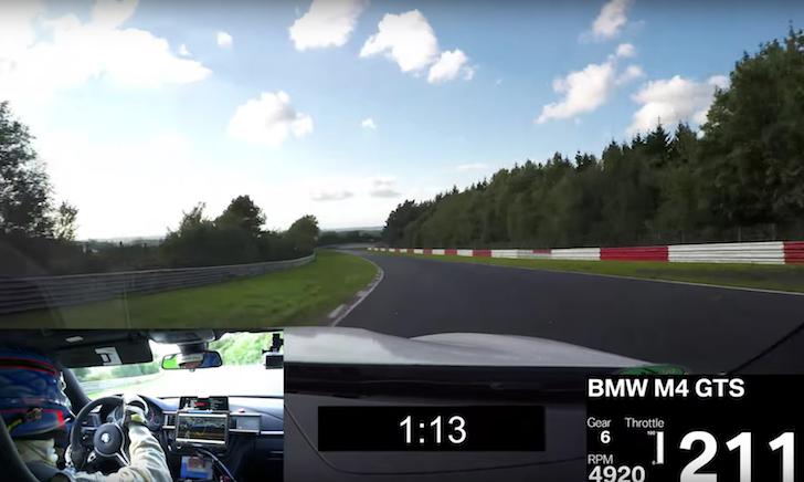 BMW M4 GTS Nurburgring-5