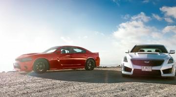 Cadillac CTS-V vs Dodge Charger SRT Hellcat crankandpiston-49