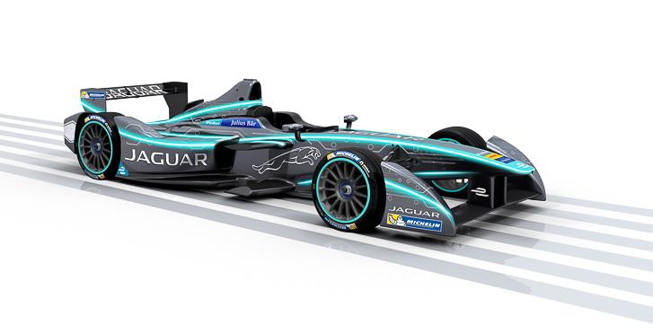 Jaguar Formula E-1