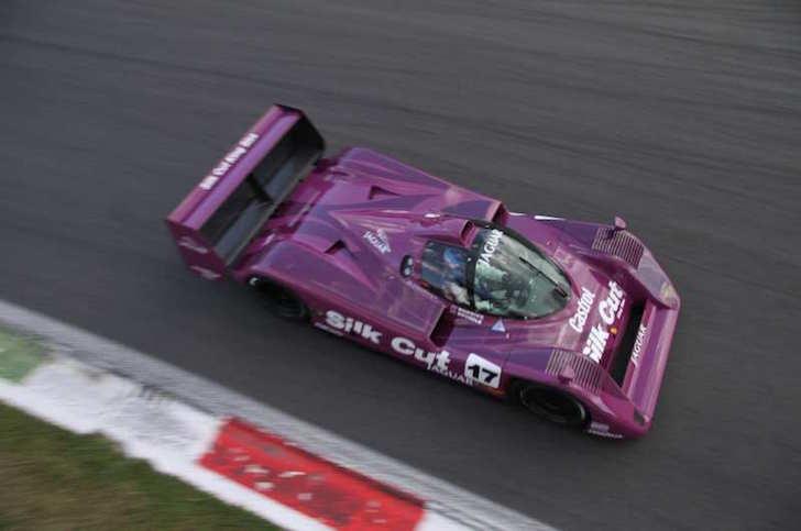 Jaguar XJR-14 Coppa Intereuropa Monza 02