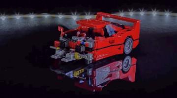 LEGO Ferrari F40-9